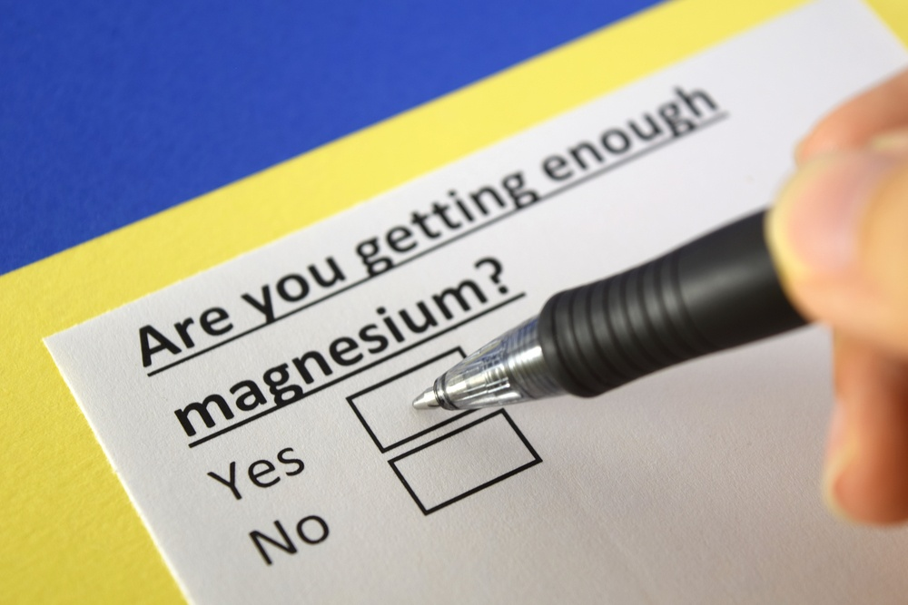 Are,You,Getting,Enough,Magnesium?,Yes,Or,No