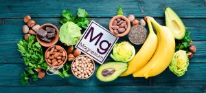 Foods,Containing,Natural,Magnesium.,Mg:,Chocolate,,Banana,,Cocoa,,Nuts,,Avocados,