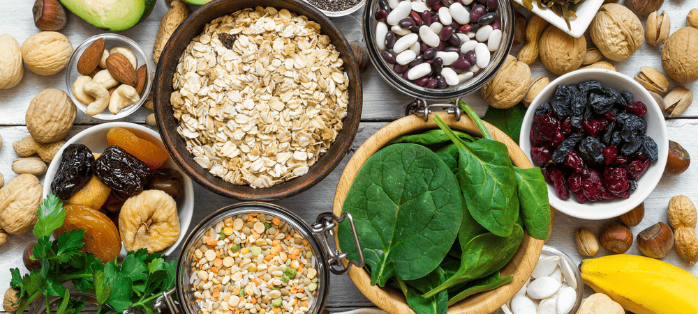 healthy foods with magnesium