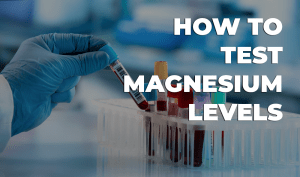 how to test magnesium levels