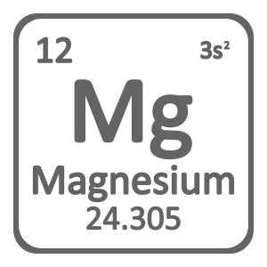 magnesium atomic table