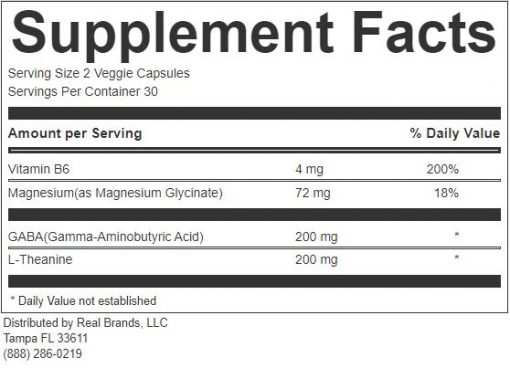 anti anxiety supplement