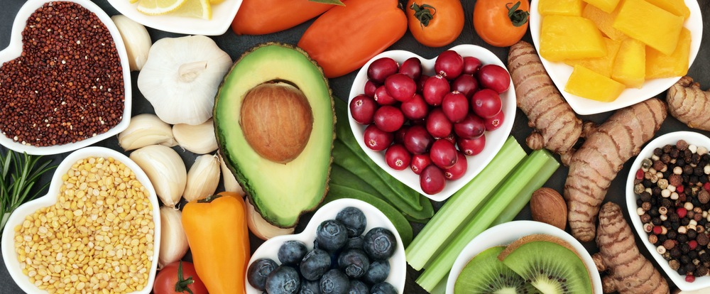 Eating Healthy for anxiety
