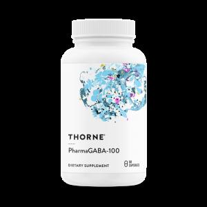 PharmaGABA-100 by Thorne