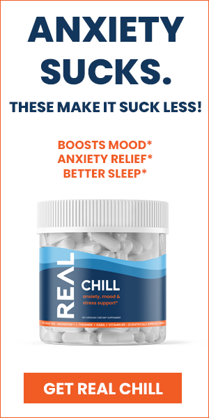 real chill anxiety supplement
