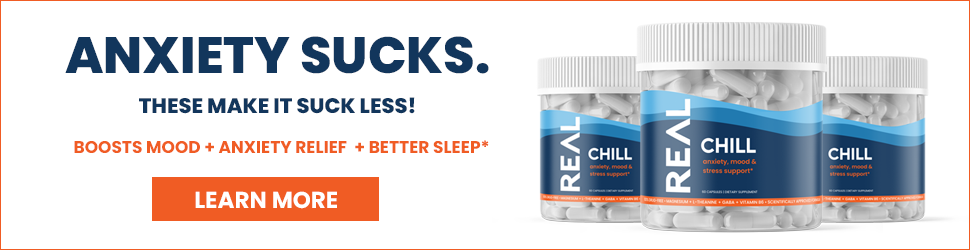 anxiety relief supplement real chill